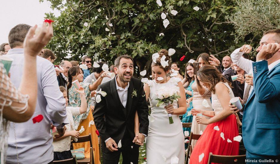 La boda de Raül y Marina en Tagamanent, Barcelona