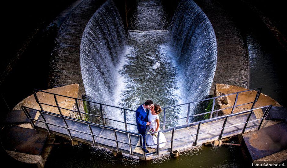 La boda de Joana y Edu en Valoria La Buena, Valladolid