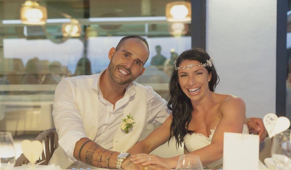 La boda de Tino y Eli en Sant Francesc De Formentera, Islas Baleares