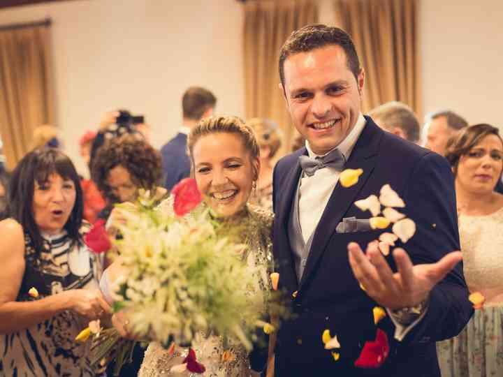 La boda de María y Ricardo