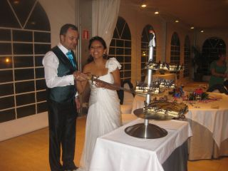 La boda de Luis y Briceida