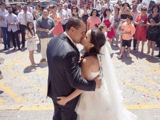 La boda de Lorena y Sele