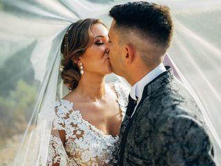La boda de Desiree y Pascual
