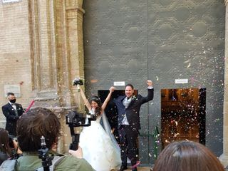 La boda de Lorena y Carlos 1