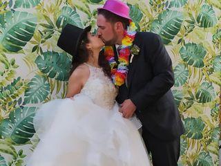 La boda de Lorena y Carlos 2