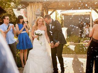 La boda de Montse y Ivan