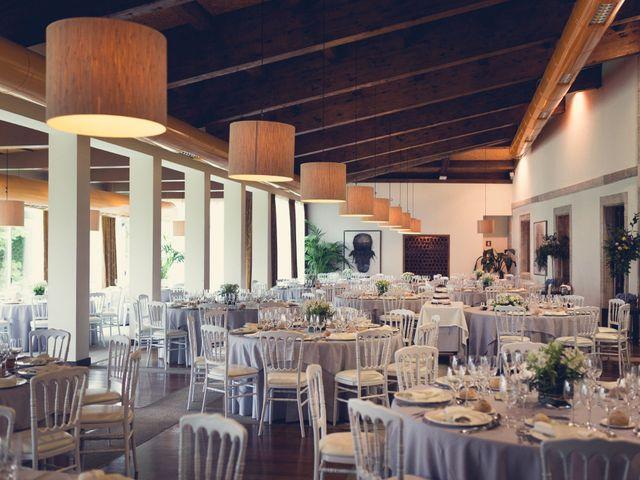 La boda de Ricardo y María en Santiago De Compostela, A Coruña 37