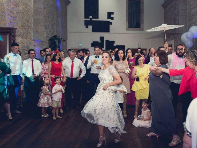 La boda de Ricardo y María en Santiago De Compostela, A Coruña 42