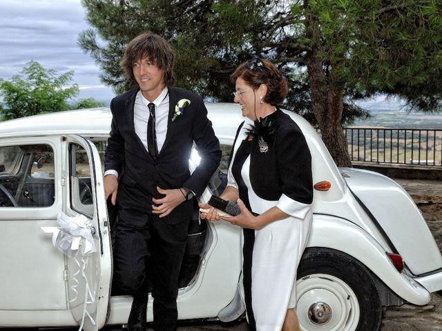 La boda de Lluc y Marina en Montsonis, Lleida 6