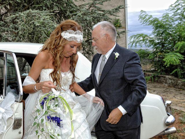 La boda de Lluc y Marina en Montsonis, Lleida 7