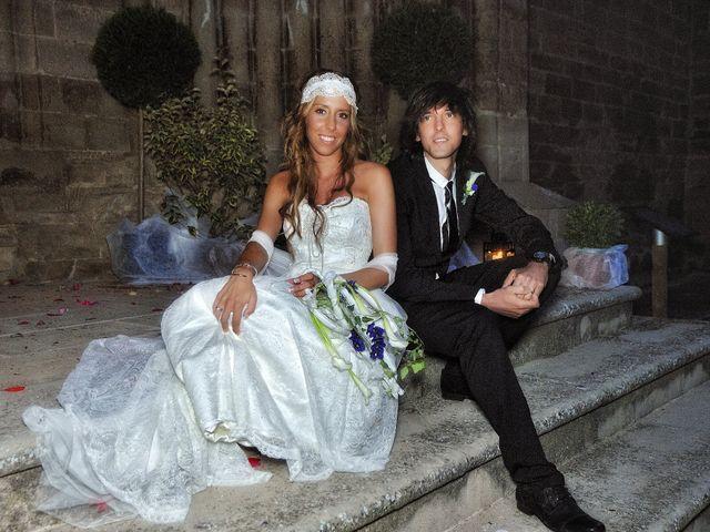 La boda de Marina y Lluc