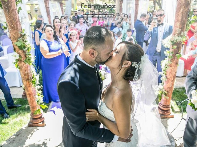 La boda de Francisco javier y Maria del Carmen en Almería, Almería 3
