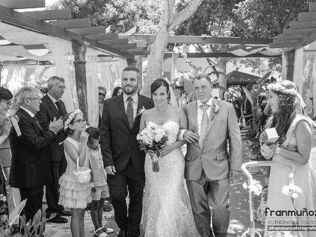 La boda de Francisco javier y Maria del Carmen en Almería, Almería 4