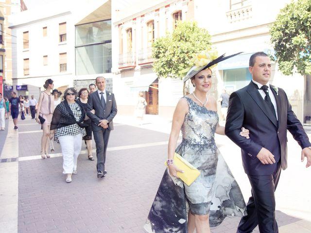 La boda de Sele y Lorena en Albal, Valencia 6