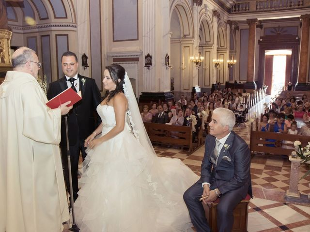 La boda de Sele y Lorena en Albal, Valencia 10