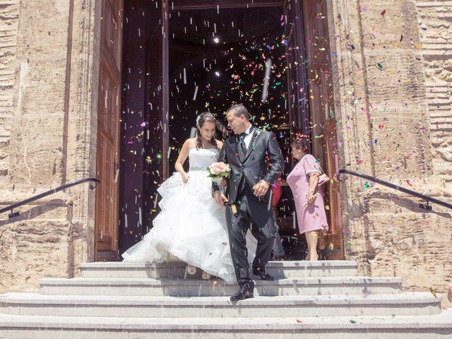 La boda de Sele y Lorena en Albal, Valencia 12