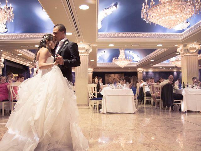La boda de sele y lorena en albal valencia - Salones mediterraneo albal ...