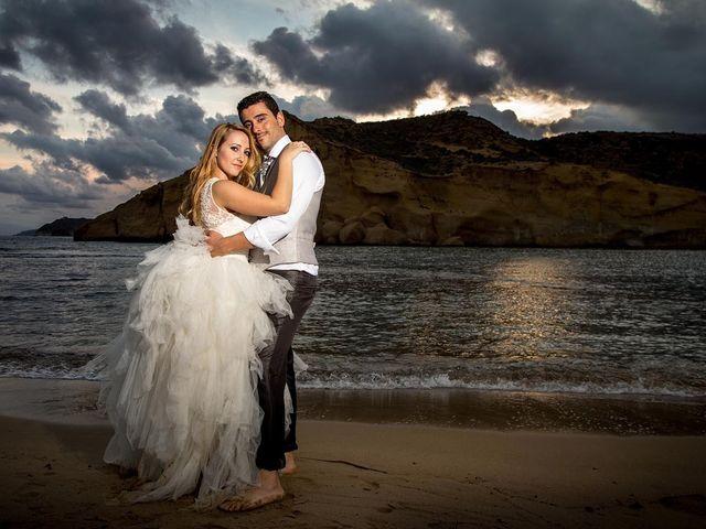 La boda de Sherezade y Alejandro