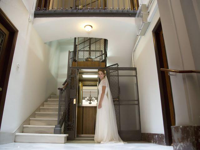 La boda de Borja y Julia en Sant Cugat Del Valles, Barcelona 5