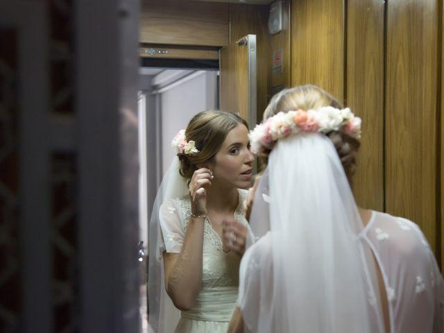 La boda de Borja y Julia en Sant Cugat Del Valles, Barcelona 6