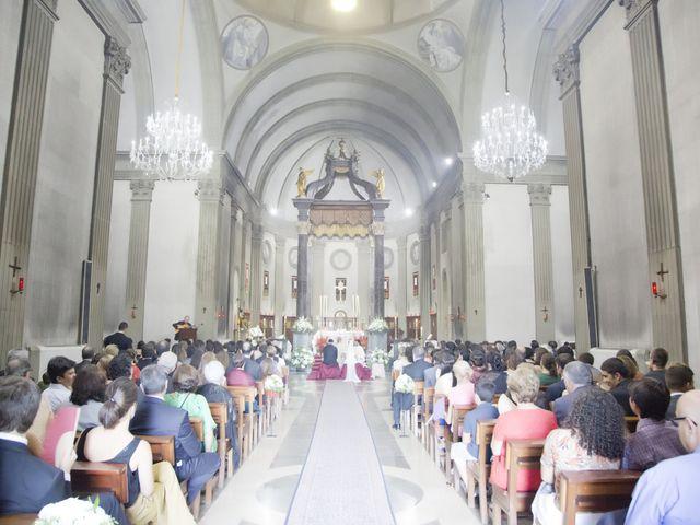 La boda de Borja y Julia en Sant Cugat Del Valles, Barcelona 10