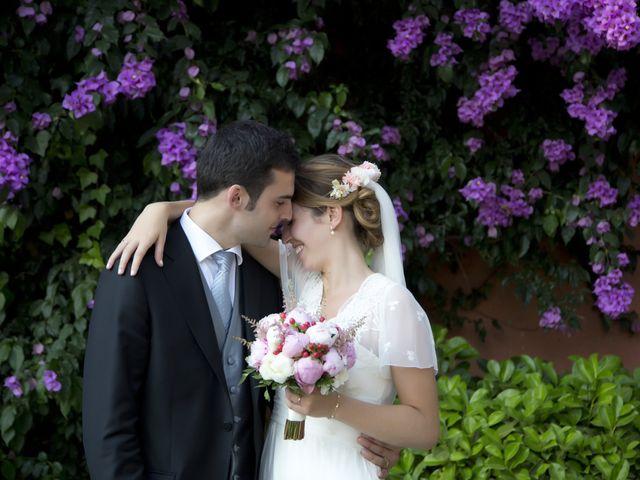 La boda de Julia y Borja