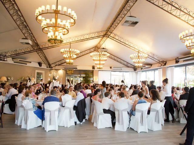 La boda de Borja y Julia en Sant Cugat Del Valles, Barcelona 15