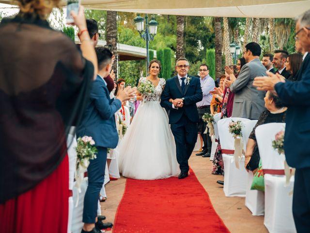 La boda de Pascual y Desiree en El Puig, Barcelona 8