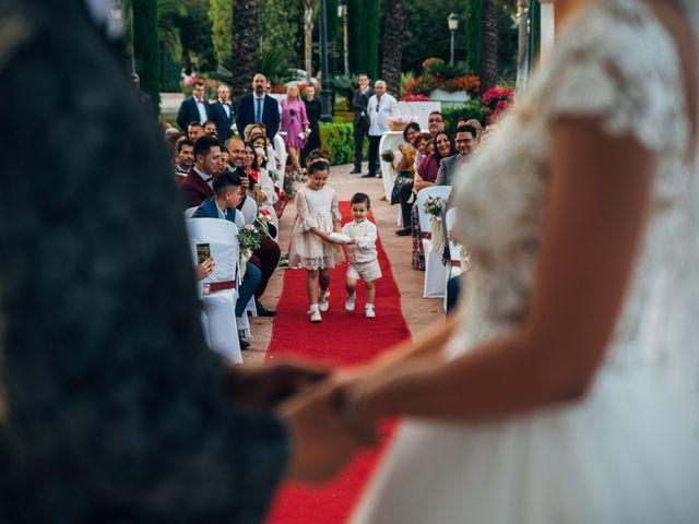La boda de Pascual y Desiree en El Puig, Barcelona 10