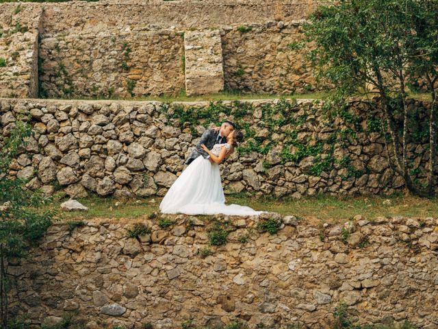 La boda de Pascual y Desiree en El Puig, Barcelona 17