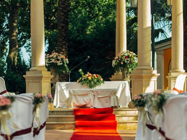La boda de Pascual y Desiree en El Puig, Barcelona 20