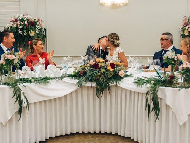 La boda de Pascual y Desiree en El Puig, Barcelona 28