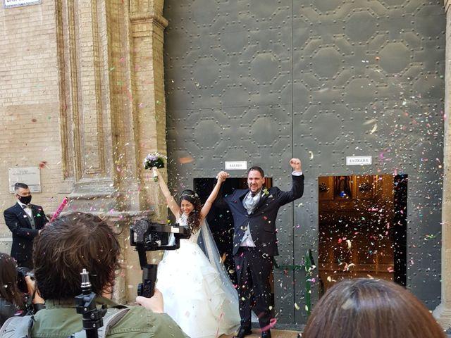 La boda de Carlos y Lorena en Zaragoza, Zaragoza 1