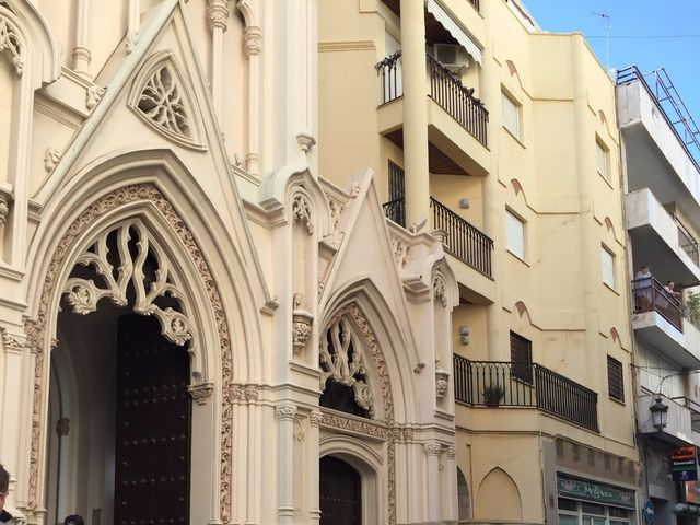 La boda de Adrián y María en Huelva, Huelva 4