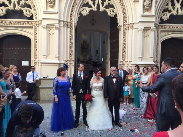 La boda de Adrián y María en Huelva, Huelva 1
