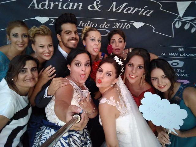 La boda de Adrián y María en Huelva, Huelva 8