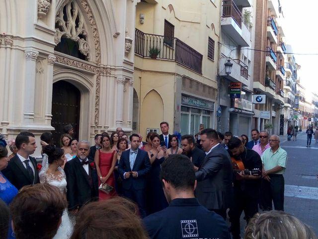 La boda de Adrián y María en Huelva, Huelva 9