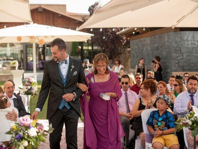 La boda de Ivan y Montse en Les Borges Blanques, Lleida 45