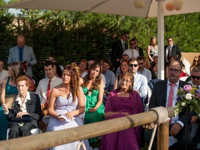 La boda de Ivan y Montse en Les Borges Blanques, Lleida 52
