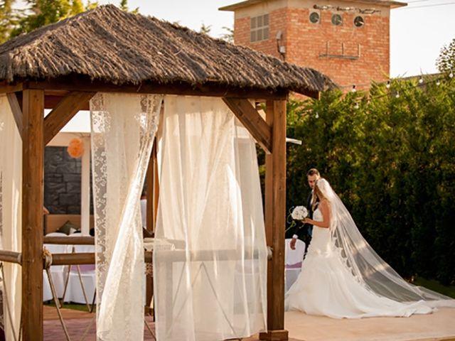 La boda de Ivan y Montse en Les Borges Blanques, Lleida 1
