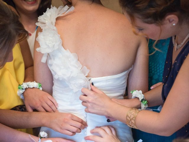 La boda de Toni y Ana en Monzon, Huesca 6