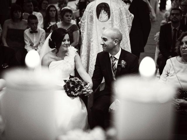 La boda de Toni y Ana en Monzon, Huesca 9