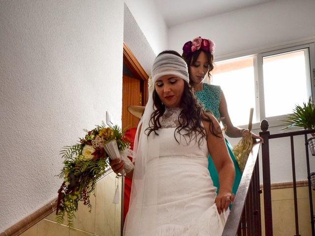 La boda de Alejandro y Mar en Bollullos De La Mitacion, Sevilla 25