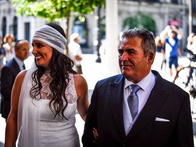 La boda de Alejandro y Mar en Bollullos De La Mitacion, Sevilla 42