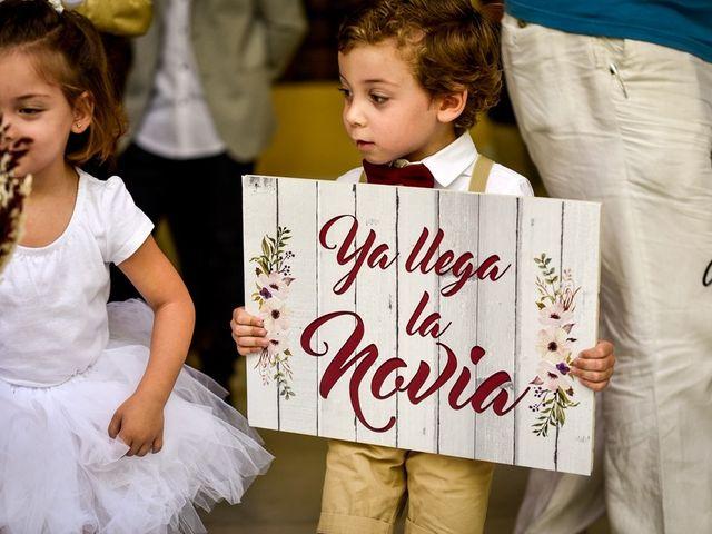 La boda de Alejandro y Mar en Bollullos De La Mitacion, Sevilla 44