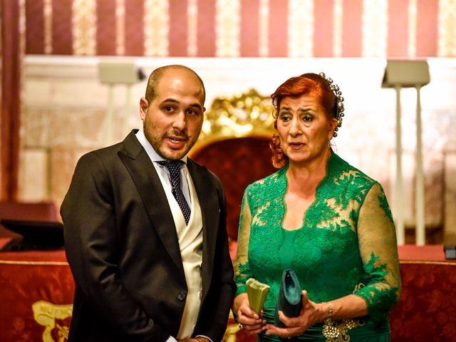 La boda de Alejandro y Mar en Bollullos De La Mitacion, Sevilla 47