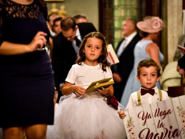La boda de Alejandro y Mar en Bollullos De La Mitacion, Sevilla 48