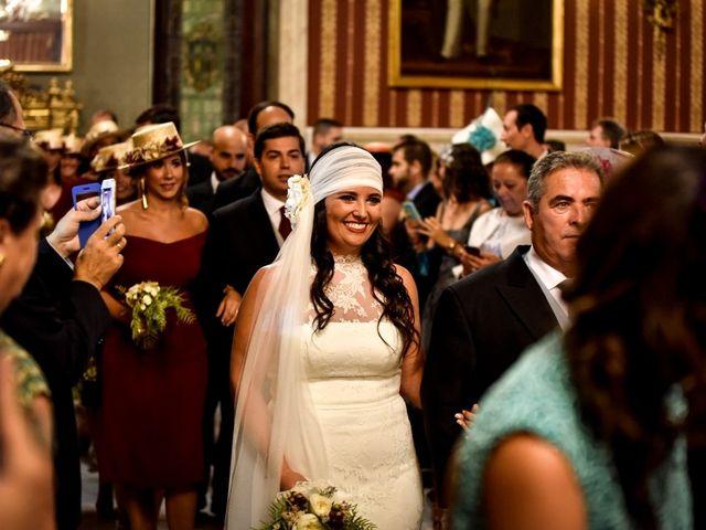 La boda de Alejandro y Mar en Bollullos De La Mitacion, Sevilla 49