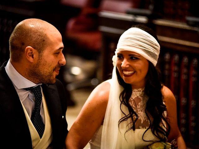 La boda de Alejandro y Mar en Bollullos De La Mitacion, Sevilla 50