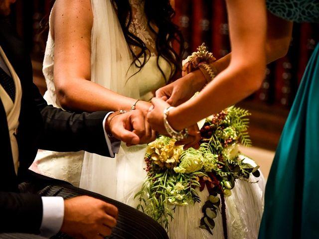 La boda de Alejandro y Mar en Bollullos De La Mitacion, Sevilla 55